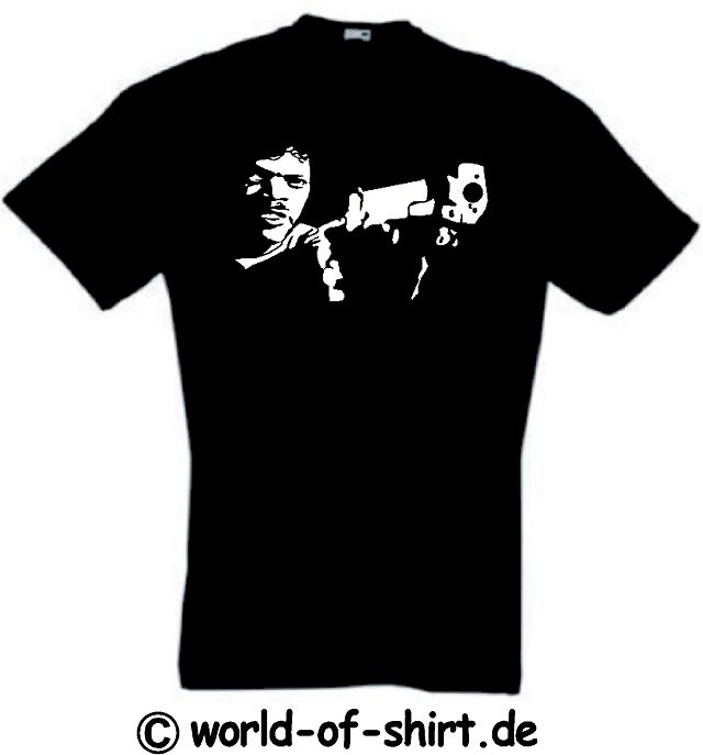 PULP FICTION T-SHIRT TARANTINO KLASSIKER S-XXL KULT 1