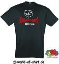 DÜSSELDORF HARDCORE HOOLIGAN ULTRAS T-SHIRT S-XXL NEU ( XL )