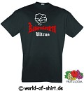 KAISERSLAUTERN HARDCORE HOOLIGAN ULTRAS T-SHIRT NEU 3XL