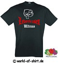 LEVERKUSEN HARDCORE HOOLIGAN ULTRAS T-SHIRT S-XXL