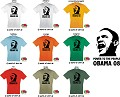 POWER TO THE PEOPLE BARACK OBAMA T-SHIRT VON S-XXL