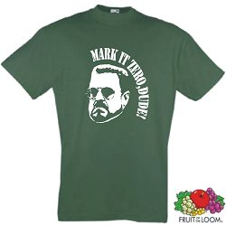 THE BIG LEBOWSKI WALTER T-SHIRT THE DUDE KULTSHIRT NEU