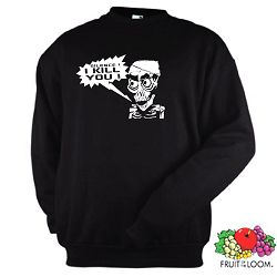 ACHMED THE DEAD TERRORIST SWEATSHIRT SILENCE I KILL YOU