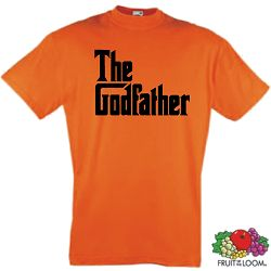 THE GODFATHER MAFIA T-SHIRT DON CORLEONE PATE S-XXL