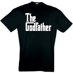 THE GODFATHER T-SHIRT DON CORLEONE PATE ÜBERGRÖSSE 3XL