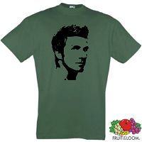 DAVID BECKHAM MANCHESTER UNITED FAN T-SHIRT S-XXL