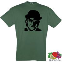 CLOCKWORK ORANGE VON ANTHONY BURGESS T-SHIRT IN S-XXL