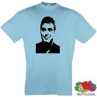 GEORGE CLOONEY EMERGENCY ROOM DIE NOTAUFNAHME T-SHIRT
