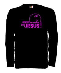 THE BIG LEBOWSKI JESUS LONGSLEEVE THE DUDE KULT S-XXL