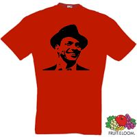 FRANK SINATRA THE VOICE MY WAY MAFIA T-SHIRT S-XXL