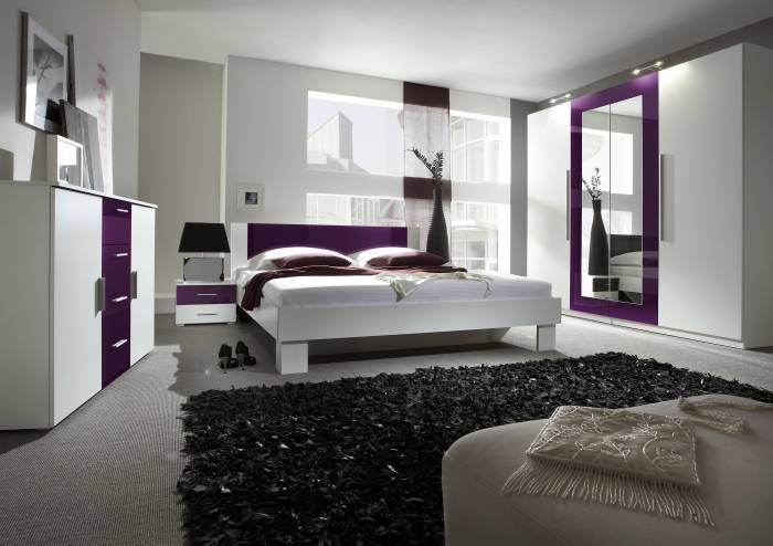 superior schlafzimmer farben lila #2: Wohnzimmer Grau Gelb. Schlafzimmer farben flieder.