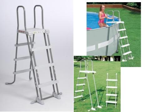swimming pool leiter 122 132 schwimmbad einstiegsleiter. Black Bedroom Furniture Sets. Home Design Ideas