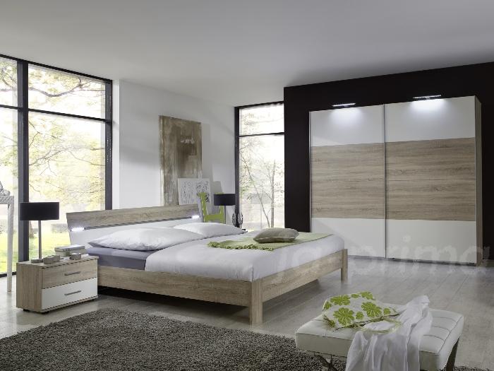 top angebot schlafzimmer komplett schrank bett bilbao s gerau 109076 ebay. Black Bedroom Furniture Sets. Home Design Ideas