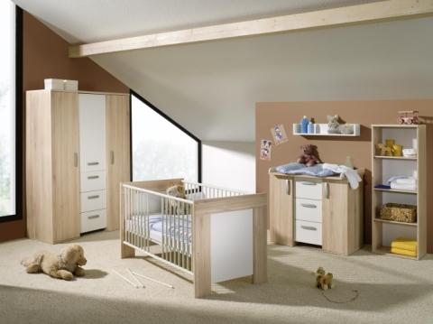 Top angebot 3 teilig babyzimmer kinderzimmer bett for Kinderzimmer angebot