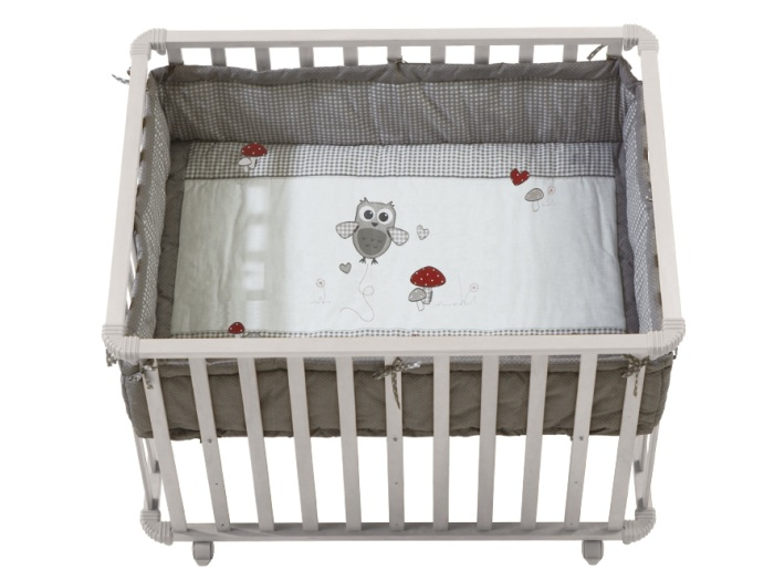 laufgitter laufstall roba adam eule wei baby rechteck. Black Bedroom Furniture Sets. Home Design Ideas