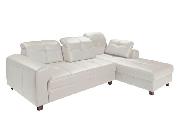 Ledergarnitur Sofa Couch Echt Leder Sitzecke Verstellbar 266x192cm Palermo 9408 Ebay