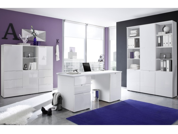 b roset spice b rom bel komplettset b ro arbeitszimmer schrank schreibtisch 9766 ebay. Black Bedroom Furniture Sets. Home Design Ideas
