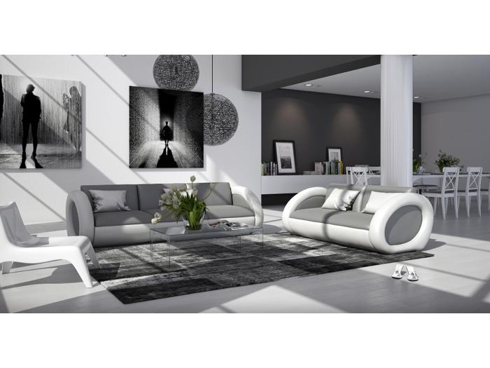 couchgarnitur ossiano innocent sofa garnitur wohnen wohnzimmer couch 109975 ebay. Black Bedroom Furniture Sets. Home Design Ideas