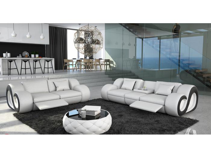 couchgarnitur nesta innocent couch garnitur wohnen sofa wohnzimmer lounge 109982 ebay. Black Bedroom Furniture Sets. Home Design Ideas