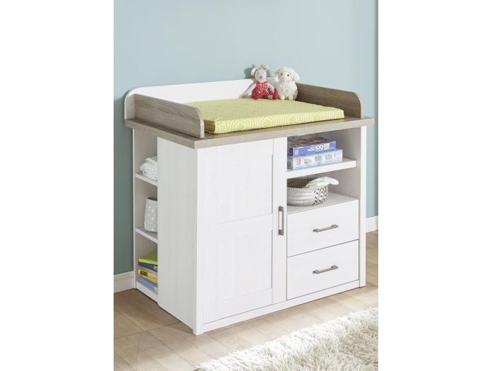 babyzimmer luca kinderzimmer baby erstausstattung komplettset babym bel 110229 ebay. Black Bedroom Furniture Sets. Home Design Ideas