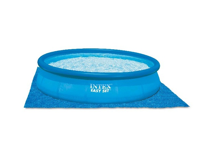 Intex 28176gn quick up 549x122cm easy set swimming pool for Poolplane 549