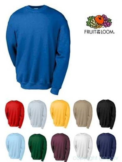 Fruit-of-the-Loom-Premium-Sweatshirt-Gr-S-M-L-XL-XXL-Pullover-Sweat