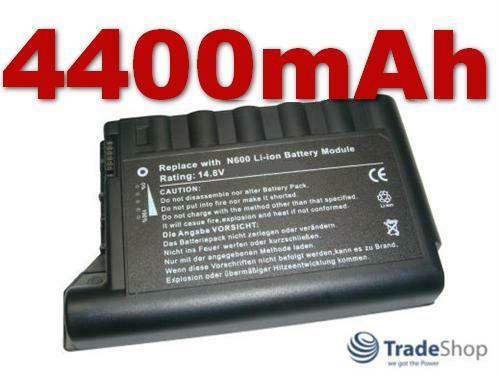 hp compaq evo n610c. AKKU Compaq EVO N610c N600c