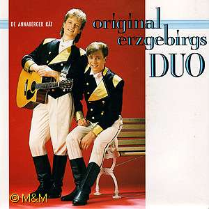 Single - Original Erzgebirgs-Duo / Mundartlieder