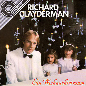 Single - Richard Claydermann - Weihnachten / Amiga DDR