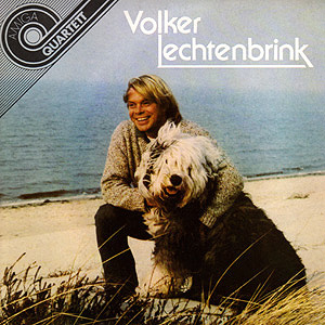 Single - Volker Lechtenbrink / Amiga - Quartett - DDR