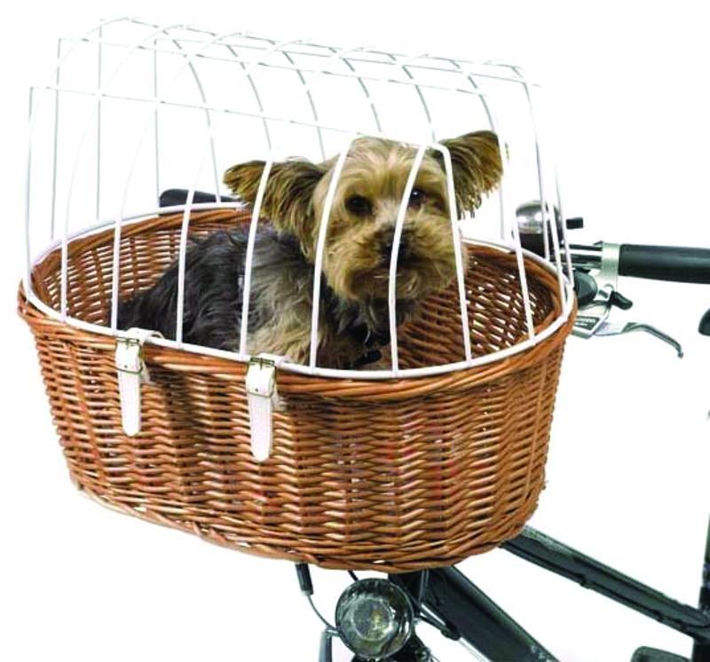 fahrrad hunde korb vr tierkorb weide aum ller klickfix natur ebay. Black Bedroom Furniture Sets. Home Design Ideas