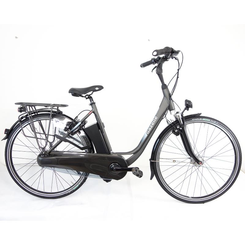 28 zoll e bike gazelle elektrorad fahrrad mittelmotor. Black Bedroom Furniture Sets. Home Design Ideas