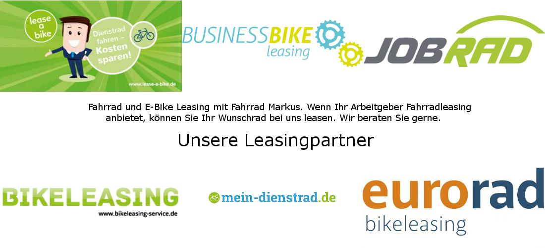 E-Bike Leasing, Jobrad, Dienstrad