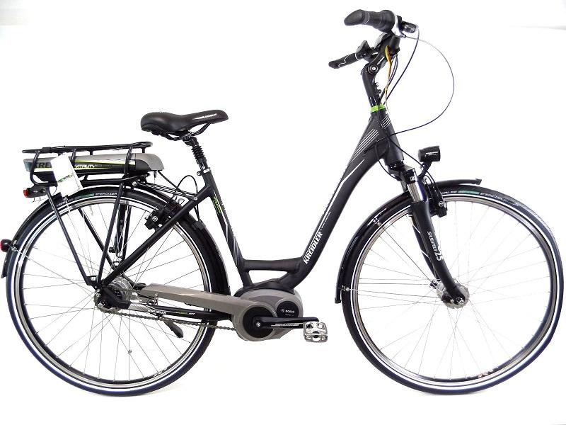 kreidler ebike eco6 elektrorad e bike bosch 400 wh fahrrad. Black Bedroom Furniture Sets. Home Design Ideas