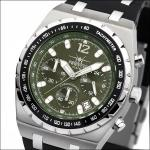 FIREFOX RUBBER BOY Chronograph FFS14-115 olive