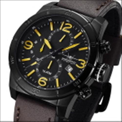 FIREFOX SOLDIER Herrenuhr Chronograph FFS255-106 schwarz/gelb