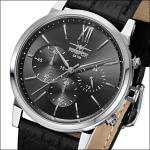 FIREFOX Herrenuhr Chronograph Armbanduhr FFS275-102 schwarz 5 ATM