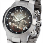 FIREFOX THE ROCK Chronograph FFS90-102 schwarz