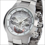 FIREFOX THE ROCK Chronograph FFS90-104 silber