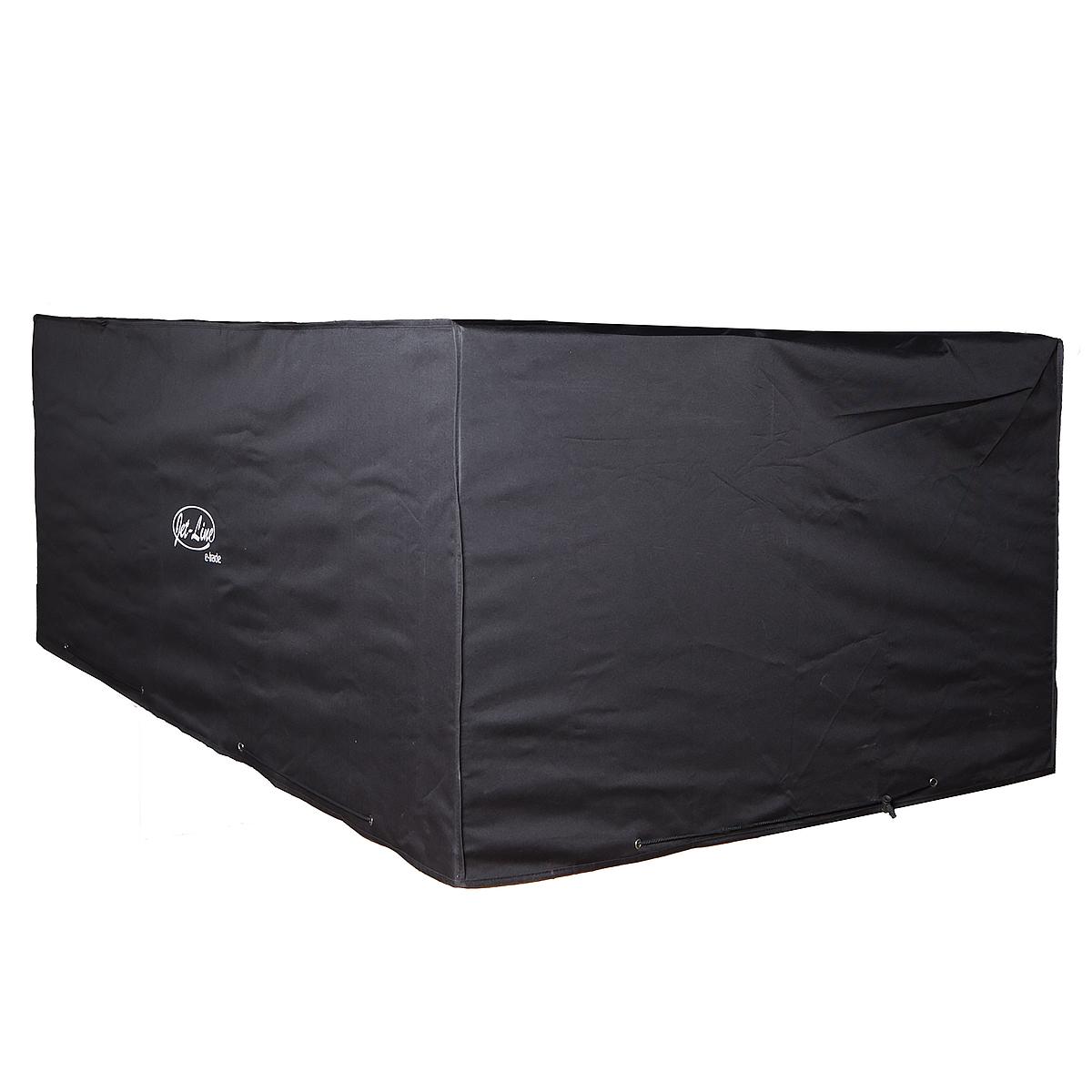 gartenm bel abdeckplane schwarz winterqualit t. Black Bedroom Furniture Sets. Home Design Ideas