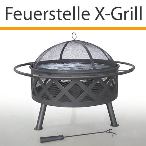 feuerschale grill feuerkorb feuerstelle x grill terassenfeuer ebay. Black Bedroom Furniture Sets. Home Design Ideas