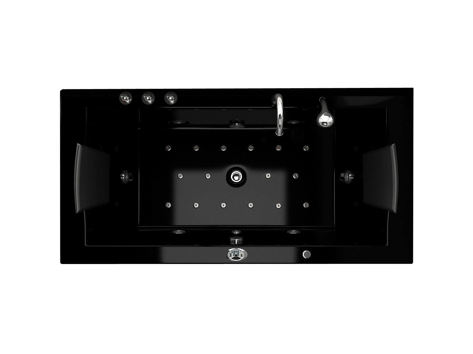 whirlpool villa eugenie vollausstattung badewanne wanne. Black Bedroom Furniture Sets. Home Design Ideas