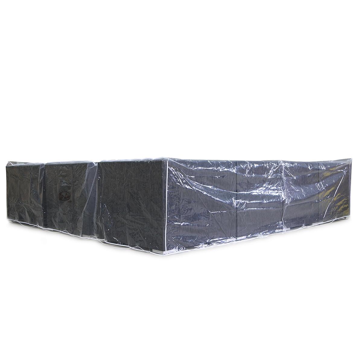 abdeckplane f r gartenm bel xl schutzfolie wetterschutz. Black Bedroom Furniture Sets. Home Design Ideas