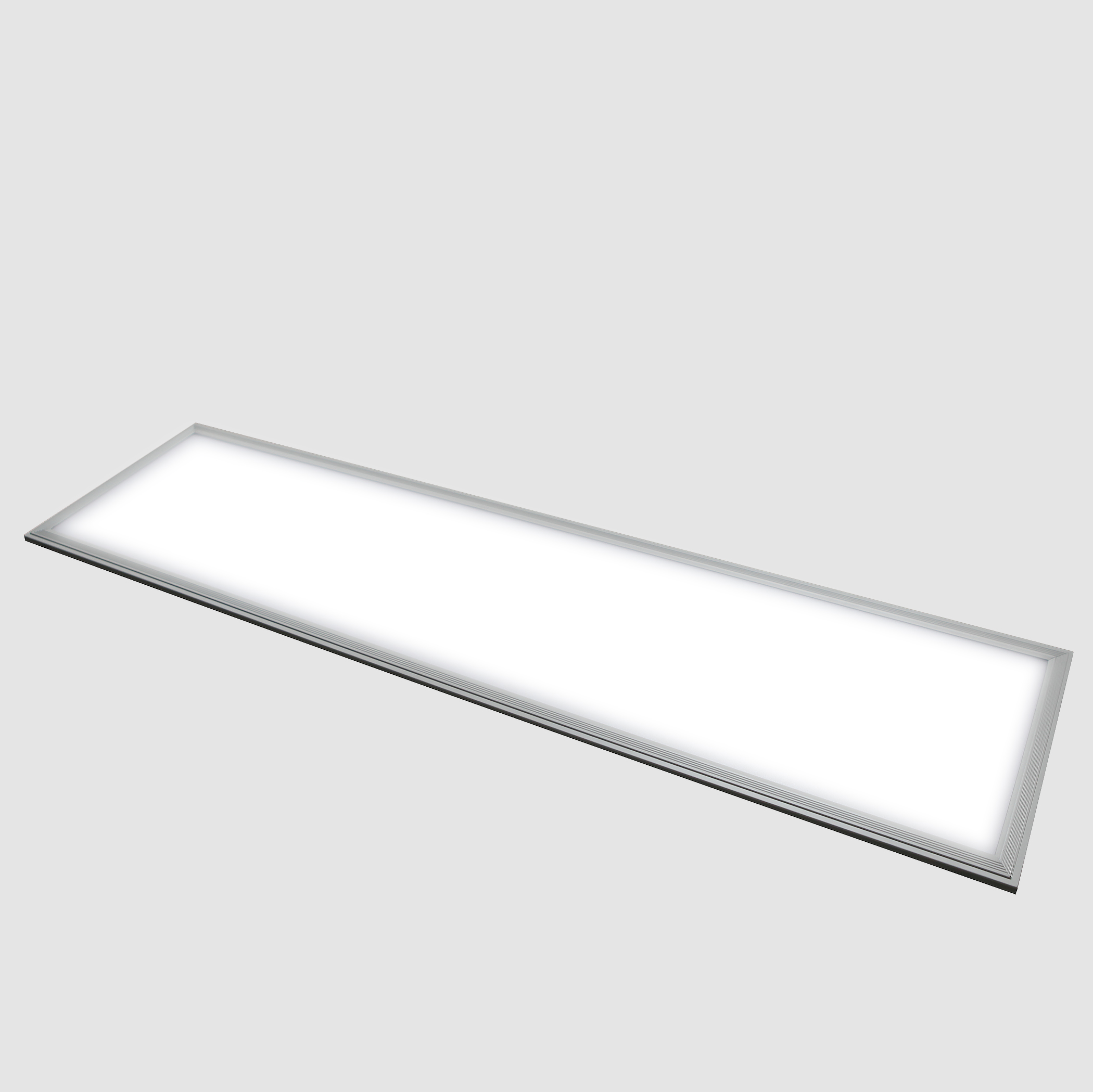 led panel light deckenleuchte 120x30 40 w ultraslim ovp lampe wow ebay. Black Bedroom Furniture Sets. Home Design Ideas
