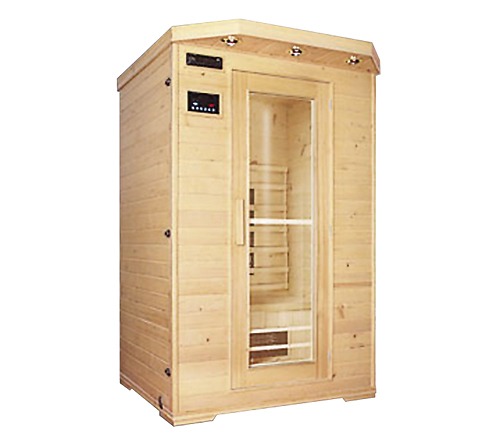 infrarot w rmekabine sauna stockholm sofort lieferbar ebay. Black Bedroom Furniture Sets. Home Design Ideas