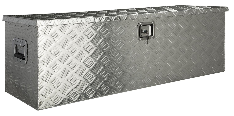 aluminium werkzeug metallbox werkzeugkiste metallkiste box blechkiste l. Black Bedroom Furniture Sets. Home Design Ideas