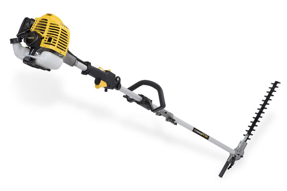Long Handle Petrol Hedge Trimmer
