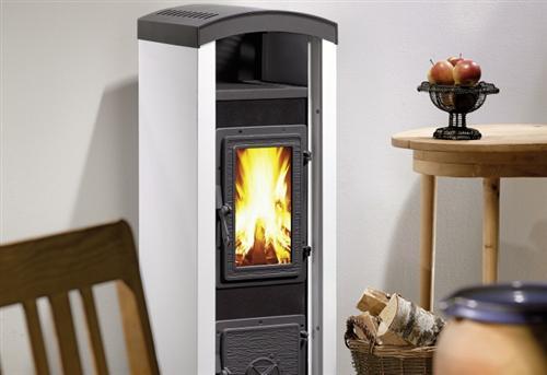 wamsler kamin kaminofen dauerbrandofen calor deluxe 5 kw 018502 ebay. Black Bedroom Furniture Sets. Home Design Ideas