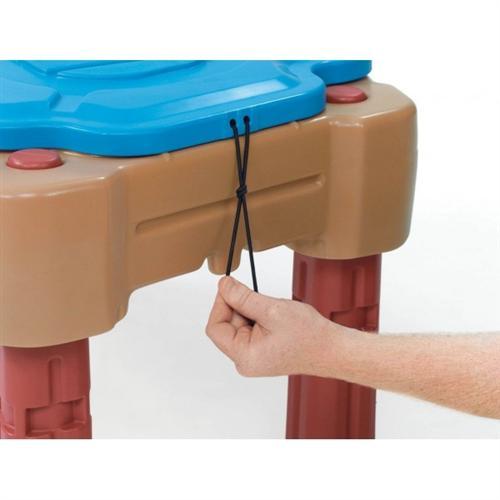 step2 play up sand und wassertisch 53x118x66 cm ebay. Black Bedroom Furniture Sets. Home Design Ideas