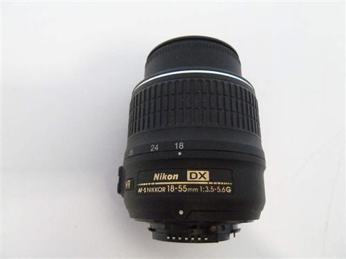 Objektiv-Nikon-Nikkor-18-55mm-1-3-5-5-6G-DX-VR-defekt-S